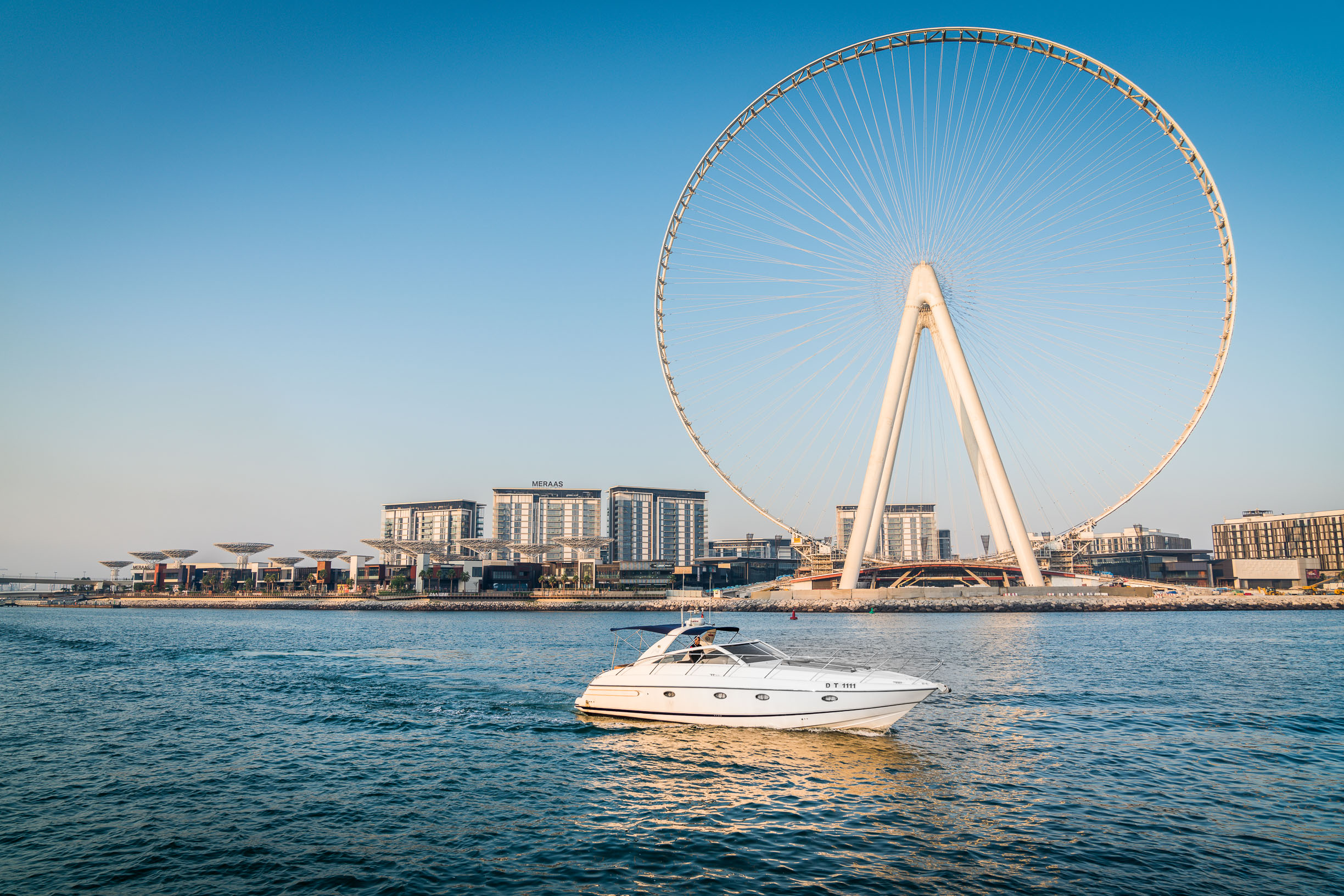 Best yachts charter in Dubai and the Middle East