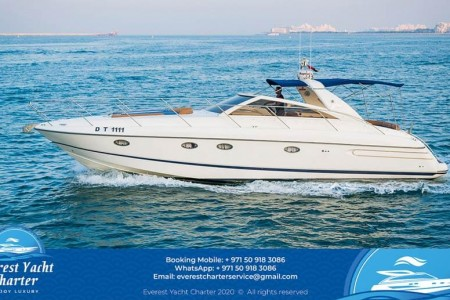 Princess 42 ft. Luxury Sports Yacht